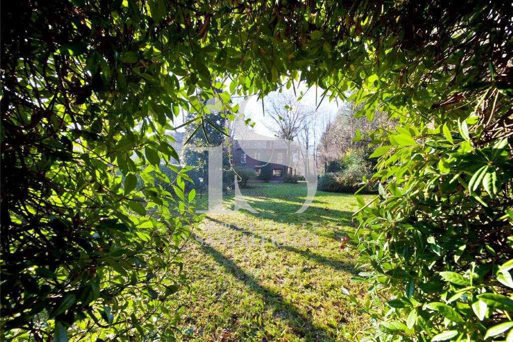 Villa Singola Con Parco Privato image