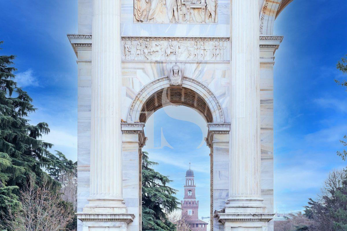 appartamento milano Arco della Pace-45 copia (3)