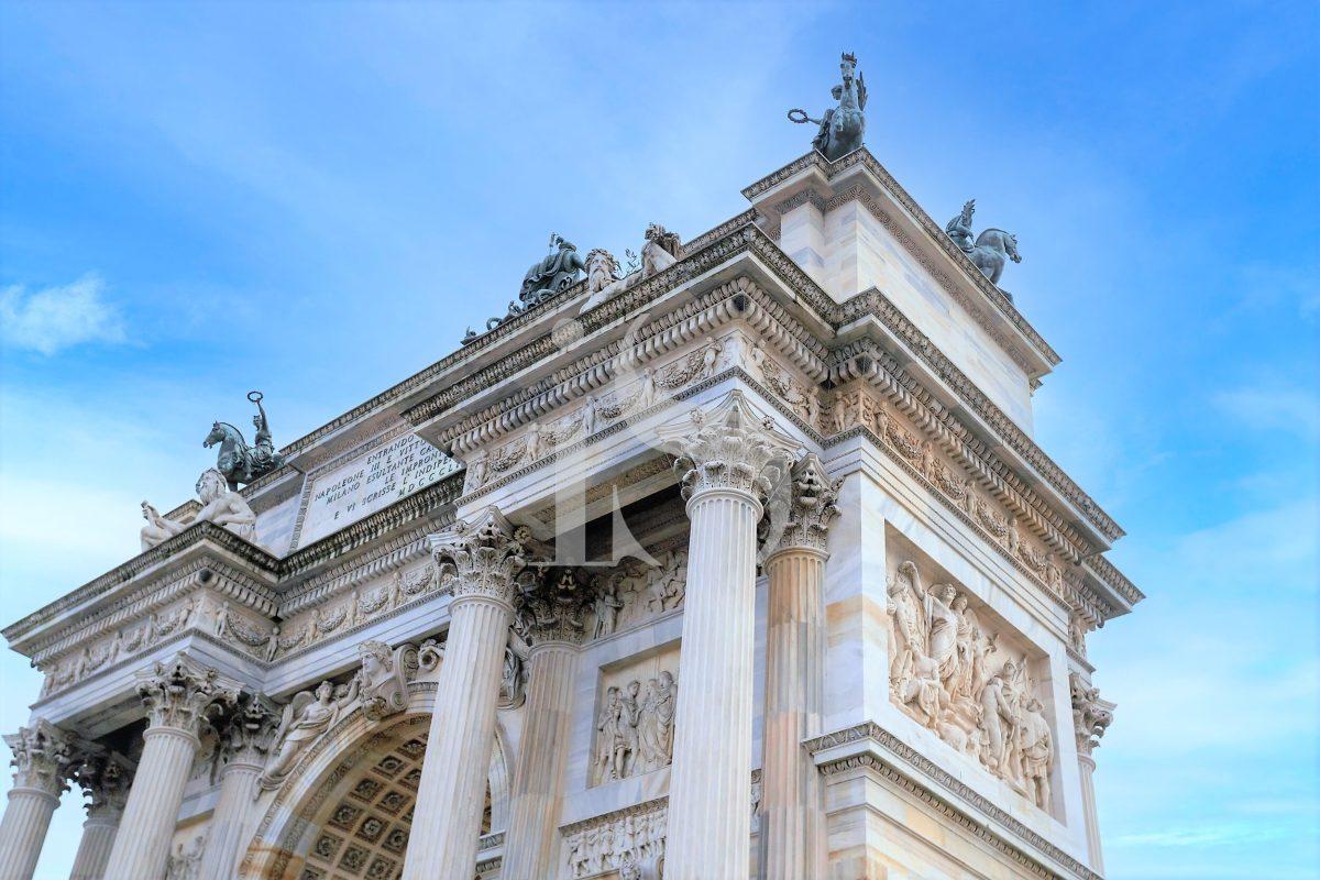 Arco della Pace, bilocale image