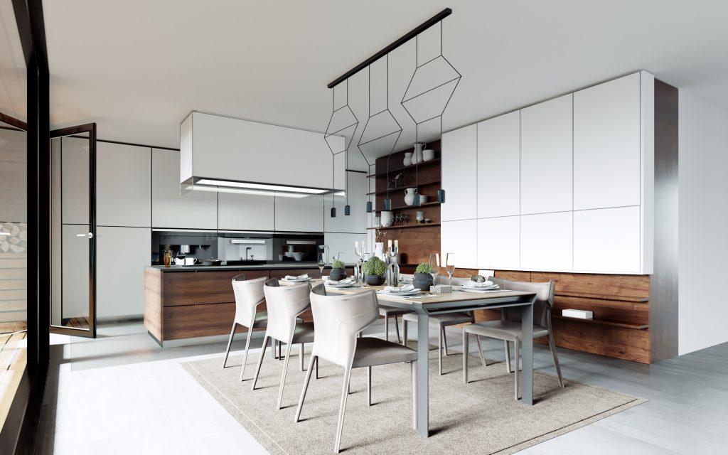 Progetto 3D per ristrutturazione appartamento di un cliente